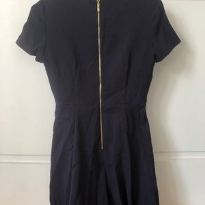 Eliza J Dresses - Blue tailored work dress (NEVER WORN)
